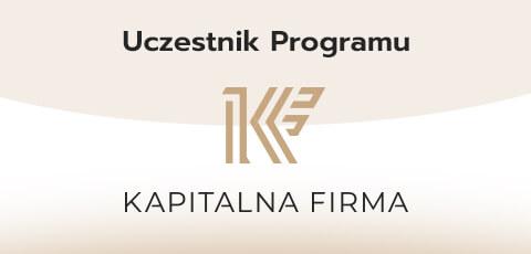 Uczestnik programu Kapitalna Firma